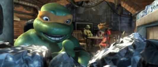 TMNT: Tortugas ninja jóvenes mutantes imagen 2
