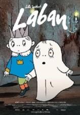 Laban, el pequeño fantasma. ¡Qué miedo!