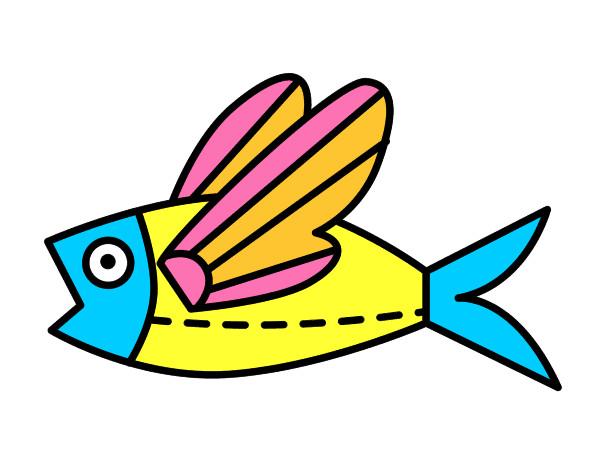 Dibujos de Peces para Colorear  Dibujosnet