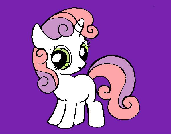 Dibujos de My Little Pony para Colorear - Dibujos.net