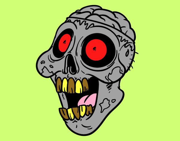 Dibujos Para Colorear De Terror Ninos: Dibujos De Terror Para Colorear
