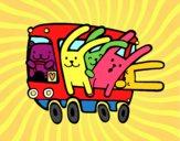 Autobús de los conejos