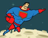 Superhéroe grande