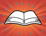 Un libro abierto