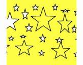Conjunto de estrellas