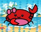 Cangrejo simpático