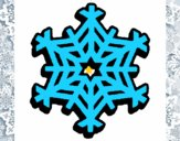 Copo de nieve 2