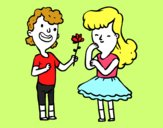 Un regalo de San Valentín