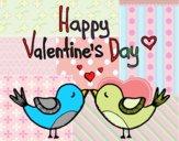 Dibujo El día de San Valentín pintado por starlimon