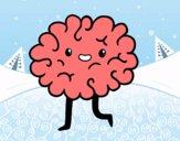 Cerebro kawaii