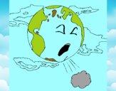 Tierra enferma