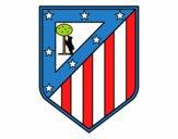 Escudo del Club Atlético de Madrid