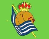 Escudo de la Real Sociedad de Fútbol
