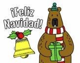 Postal Feliz Navidad
