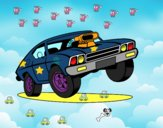 Coche muscle car