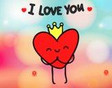 Corazón I love you