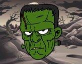 Cara de Frankenstein