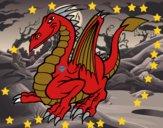 Dragón elegante