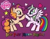 Mejores Pony Amigas para siempre