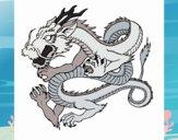 Dragón japonés 1