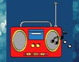 Radio cassette 2