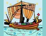 Barco romano