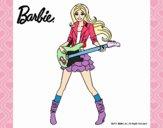 Barbie guitarrista