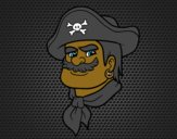 Cabeza de pirata