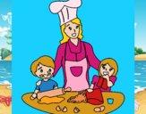 Mama cocinera