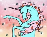 Unicornio salvaje