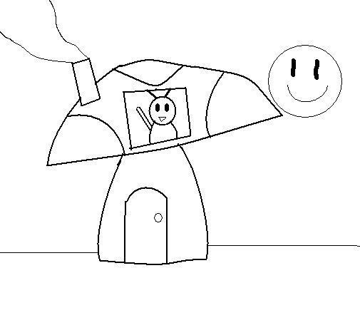 Dibujo de Buggy para Colorear