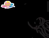 Dibujo de Campeonas del surf para colorear