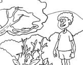 Dibujo de Congo 1 para colorear