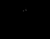 Dibujo de Estegosaurio para colorear