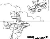 Dibujo de Imaginext 18