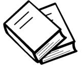 Dibujo de Libros