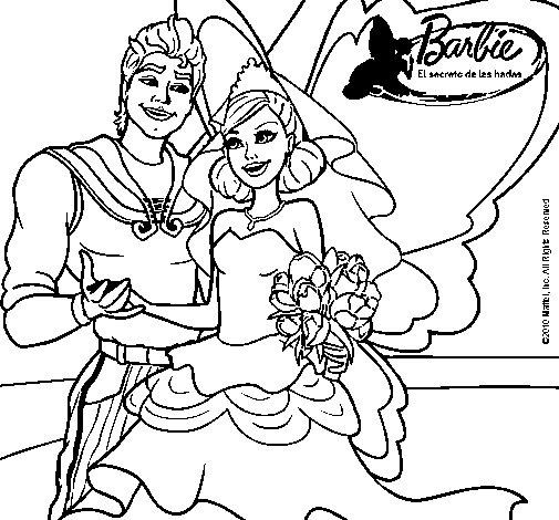 Dibujo de Pareja feliz para Colorear  Dibujosnet