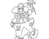 Dibujo de Payaso 1