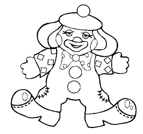 Dibujos Para Colorear De Pies