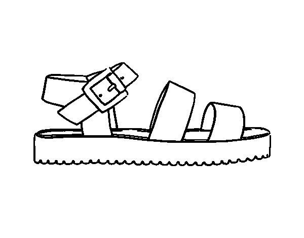 Pintardibujo Pintado Para 0pk8xnwzno Zapatos Dibujos Niña De X80wnONPk