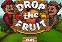 Deja caer la fruta
