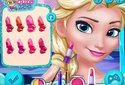 El maquillaje de Frozen