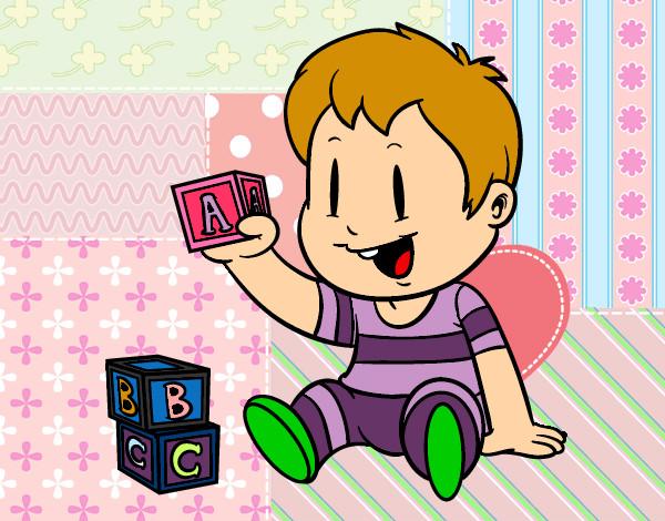 Dibujos De Juegos Infantiles Para Colorear Dibujosnet